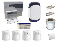 Honeywell ADE LCD Accenta Mini G4 Complete Alarm Kit