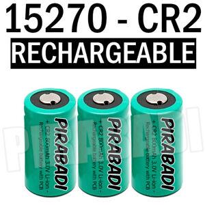 3 pile accu batterie 15270 cr2 cr 2 li ion 3v 800mah rechargeable ebay. Black Bedroom Furniture Sets. Home Design Ideas