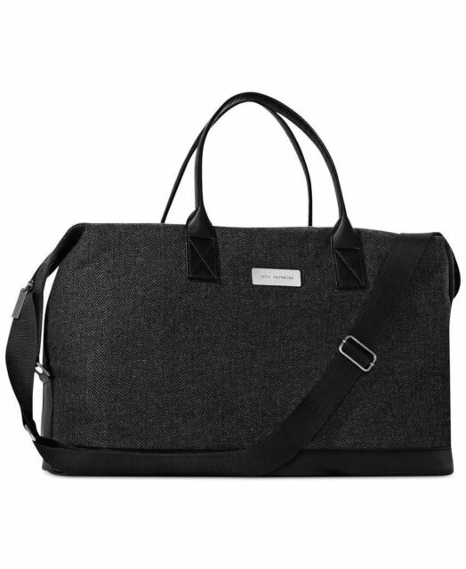 1bf1d29c857e John Varvatos Men Duffle Bag Weekender Gym Travel Overnight Handbag ...