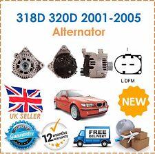 Fits BMW 3 Series 318D 320D 2.0 Turbo Diesel 2001-2005 150A Alternator NEW!