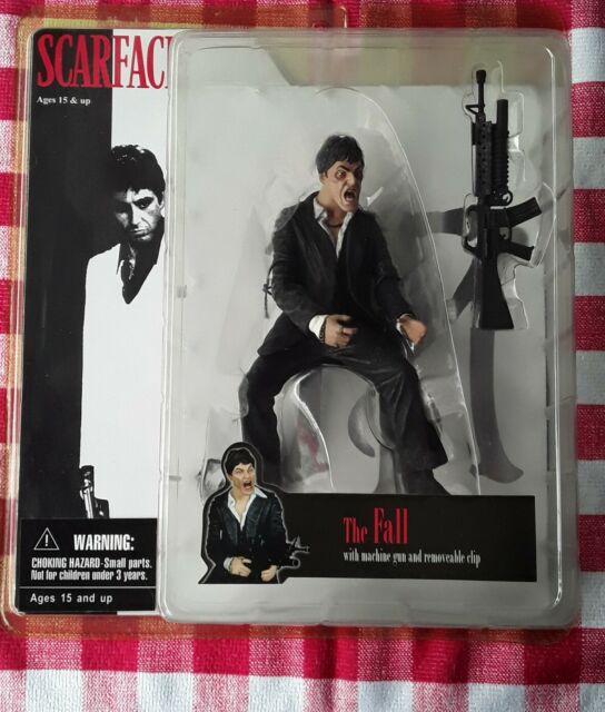 "MEZCO Scarface Al Pacino Tony Montana ""L' automne"" 7-inch Action Figure Toyz Toys"