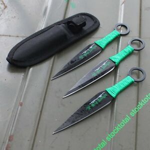 set-de-3-CUCHILLOS-DEPORTIVOS-Mad-Zombie-cuchillo-31979-funda-de-nylon