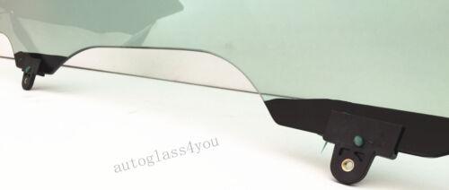 Fit 2012-2018 Nissan Versa 4 Door Sedan Front Door Window Glass Driver//Left