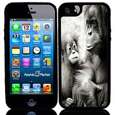 Mommy And Baby Ape For Iphone 6 Case Cover