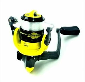 Dave/'s Crappie Buster Spinning Reel DC875-S New No Box