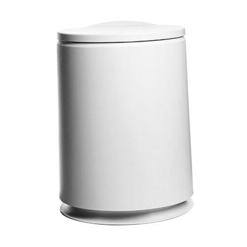 Kunststoff Mülleimer Mülltonne Küche Eimer Büro Papierkorb mit Deckel