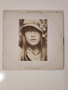 Valerie Carter Just A Stone's Throw Away Vintage LP Vinyl Record EX PC 34155 RR2