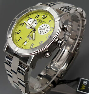 NEW-Raymond-Weil-W1-8000-Parsifal-Chronograph-Date-Mens-Watch-Stainless-Steel