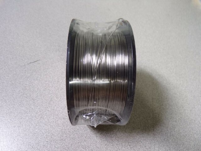 """MIG Welding Wire ER308L Stainless Steel Mig Wire 308L .030/"""" 25 Ibs Roll"""