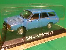 Modelcar 1:43  Legendary Cars   DACIA 1300 BREAK