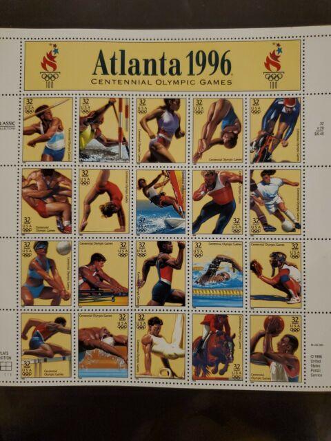Scott #3068 Atlanta Centennial Olympic Games MNH  Free shipping in the USA!!!