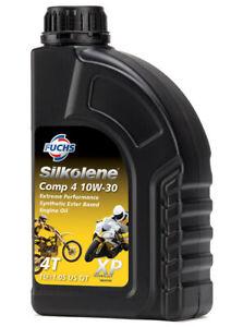 Silkolene-Comp-4-XP-SAE-10W-30-aceite-de-motor-sintetico-1-litros