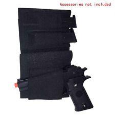 Verdeckte Belly Band Holster unter Abdeckung elastische Abdominal-Pistole Beutel