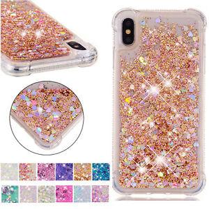 Dynamic-Liquid-Glitter-Quicksand-Soft-TPU-Case-For-iPhone-X-XS-MAX-6-6s-8-7-Plus