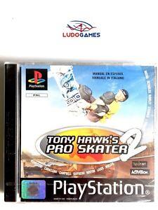 Tony-Hawk-039-s-Pro-Skater-2-PS1-Pal-Eur-Neuf-Scelle-Scelle-Produit-Nouveau-Retro