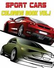 Sport Cars Coloring Book Vol.1: Design Coloring Book, Coloring Book by Eva Whaley (Paperback / softback, 2016)