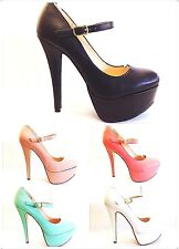 8fb867783811 item 5 New Women Sexy Platform Mary Jane High Heel Stilettos Pump Almond  Toe Shoes -New Women Sexy Platform Mary Jane High Heel Stilettos Pump  Almond Toe ...