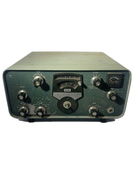 Heathkit Sb 401 Vintage Ham Transmitter For Parts Or Restoration Sn 927 2567a For Sale Online Ebay