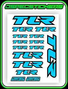 TEAM-LOSI-TLR-RC-STICKER-SHEET-A5-BNIP-BUGGY-TRUGGY-2WD-4WD-CUSTOM-ASSOCIATED-AE