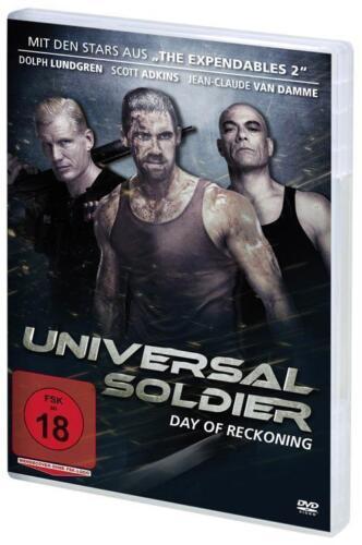 1 von 1 - Universal Soldier - Day of Reckoning  DVD NEU  FSK 18