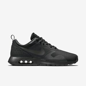 a95bff4c7c37 free shipping New Nike Men s Air Max Tavas Running Shoes (705149-010) Black