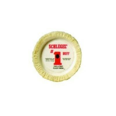 """SCH-175C 2 OF THE SCHLEGEL WOOL BUFFING PAD 175C 7 1//2/"""" HOOK /& LOOP SYSTEM"""