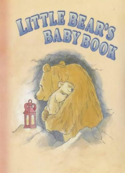 Little Bear's Baby Book (Big Bear & Little Bear) By Martin Waddell, Barbara Fir