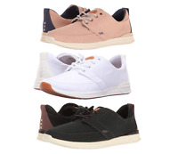 Reef Rover Low Women's Shoes Casual Sneakers • Size 9 White Black Tan
