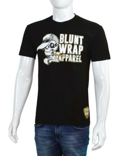 Blunt Wrap Apparel TEAM BWA SnapBack Skully Graphic Tee