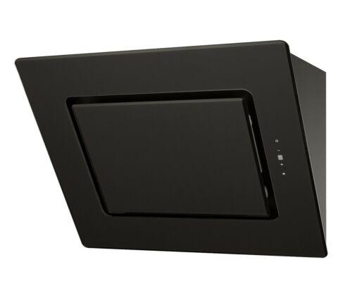 Millar kh700v-ag 70cm Nero Angolato//obliquo Cucina Cappa Touch Control