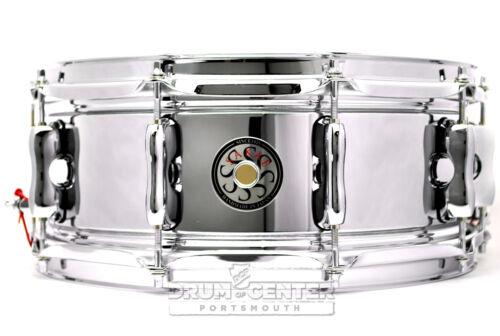 Clearance Deal Sakae Steel Snare Drum 14x5.5