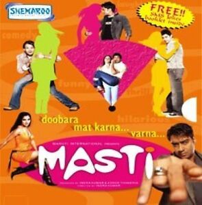 MASTI-AJAY-DEVGAN-BRAND-NEW-ORIGINAL-BOLLYWOOD-DVD