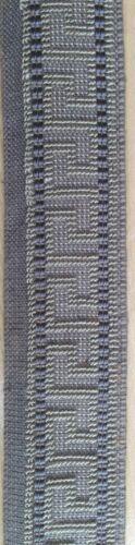 Silver Cross Wilson Marmet Pram Hood Braid Braiding Lace Brown Grey White Navy