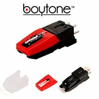 Boytone Stylus - Cartridge With Ceramic Needle For Most Turntable Record Players
