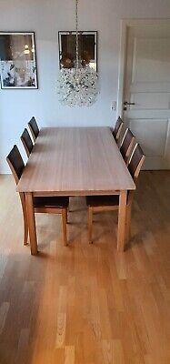 Skovby Eg | DBA brugte spisestuemøbler