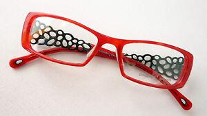 Damen-accessoires Brillenfassungen Brillengestell Brille Schmuckbrille Hingucker Knallrot Designbügel Damen Size S Bereitstellung Von Annehmlichkeiten FüR Die Menschen; Das Leben FüR Die BevöLkerung Einfacher Machen