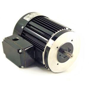 Bodine Electric Company Hp Gear Motor Model 48y6bfpp Ebay