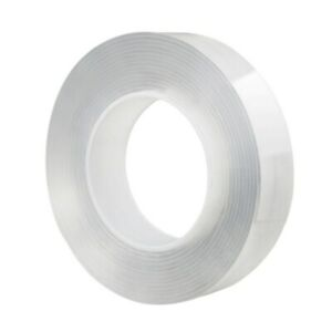 Magic Tape Transparent Multi function Nano Washable Adhesive double side tapes