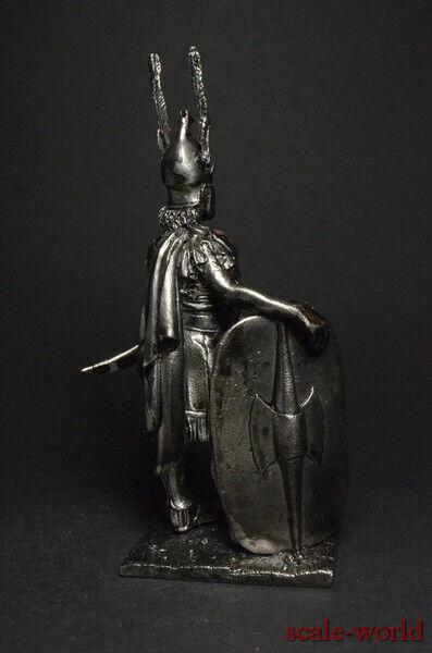 "XV cent./"" 54mm #M91 Tin toy metal soldier /""German Reiter Holy Roman Empire"