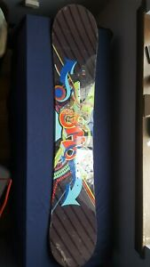 140-cm-Snowboard-USED-with-others-available-too