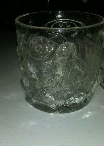 McDonald/'s Batman Forever Movie The Riddler Glass Mug Cup 1995