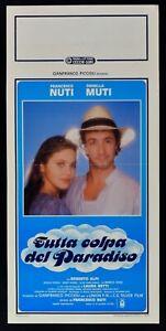 Cartel-Tutta-Colpa-De-Paraiso-Ornella-Muti-Francesco-Intu-L33