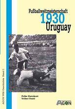 world Cup Fußball Weltmeisterschaft 1930 Bericht Report DFB Nationalmannschaft