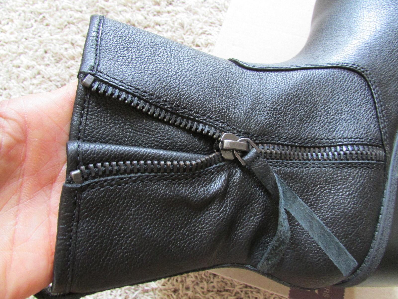 NEW CLARKS NEVELLA DEVON LEATHER Stiefel damen 9 9 9 ANKLE Stiefel StiefelIES ORTHOLITE 0551ac