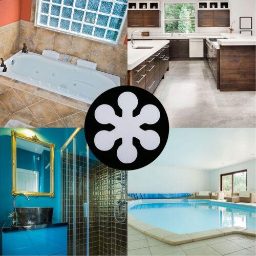 20x Non Slip Applique Sticker Bathtub Safety Treads Decals Mat Bath Tub /& Shower