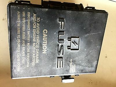 fuse box engine engine compartment fits 04 06 pacifica 2004 chrysler pacifica fuse box