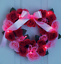 Avon-Light-Up-Rose-Wreath-11-034-x-11-034-Heart-Shaped-Decoration-for-your-Home thumbnail 1
