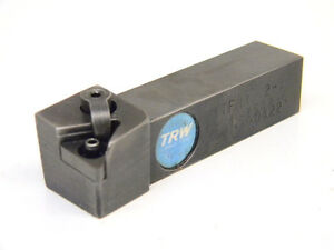 USED-TRW-USA-750-034-SHANK-MTFNR-12-3-STUB-LENGTH-TURNING-TOOL-HOLDER-TNMG-322