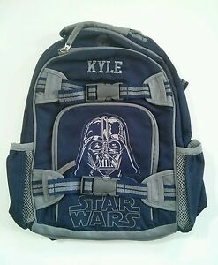 Pottery Barn Kids Small Mackenzie Blue Star Wars Darth