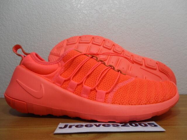 Nike Payaa QS HOT LAVA Sz 9.5 100% Autentico  NikeLab 807738 880  divertiti con uno sconto del 30-50%